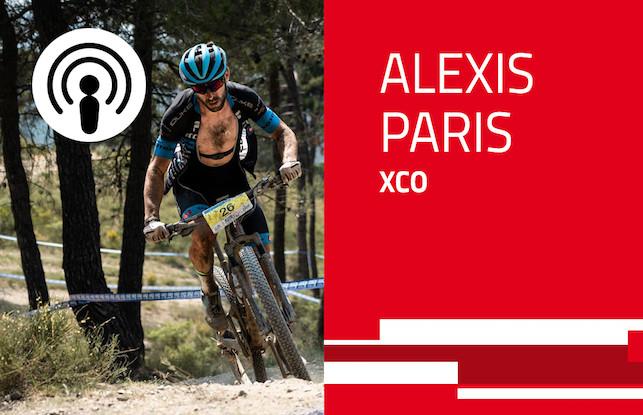 Alexis Paris, l'équipier de luxe du Team Focus