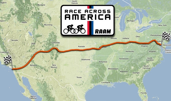 parcours RAAM 2019