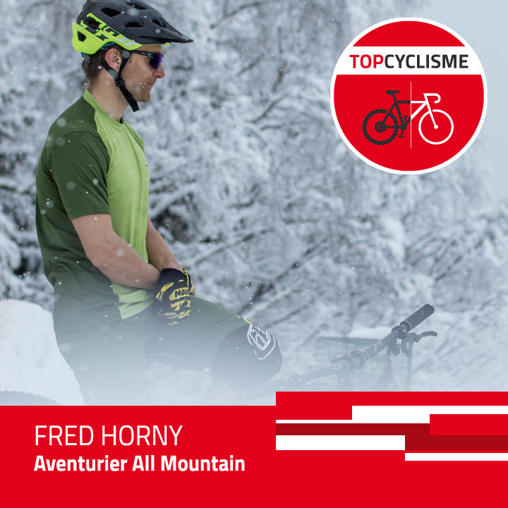 Podcast à écouter Fred Horny