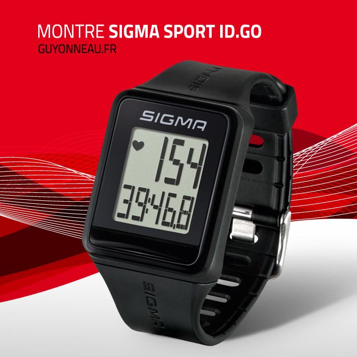 Montre Sigma Sport ID.GO