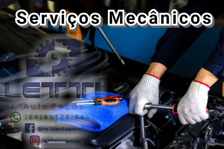 Serviços Mecânicos