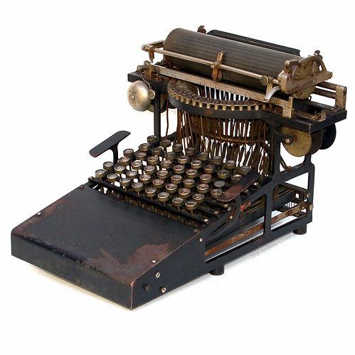 Caligraph No.1 Typewriter
