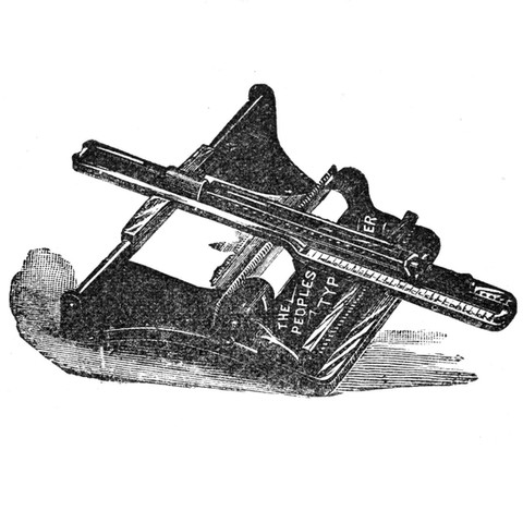 The Peoples Typewriter