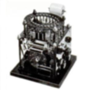 Underwood Music Writing Machine