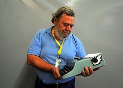 Journalist Gianni Mura