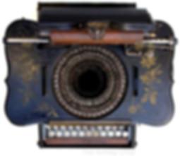 Sholes & Glidden Typewriter