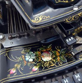 Crandall New Model Typewriter