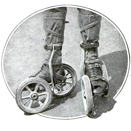 Clark Land Skates