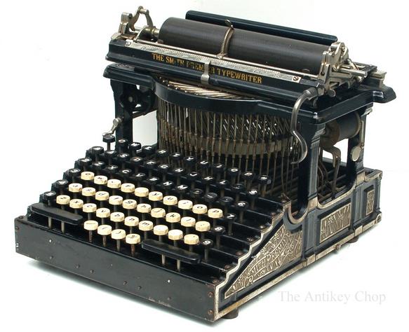 Smith-Premier No.1 Typewriter