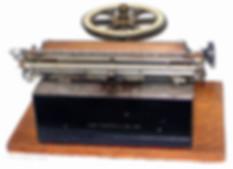 The Visible Index Typewriter