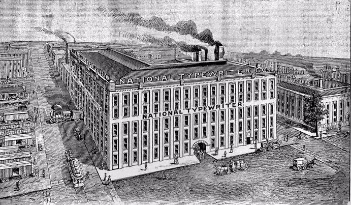 National Typewriter Factory