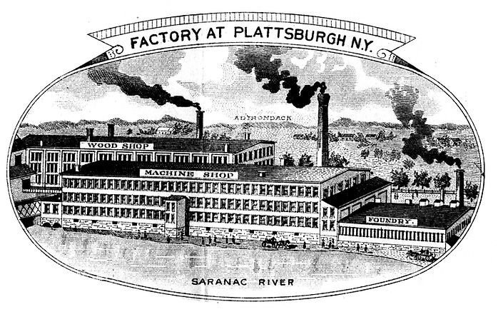 Williams Manufacturing Comapny (New York)
