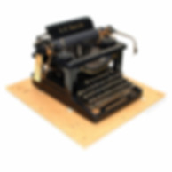 L.C. Smith No.8 Typewriter