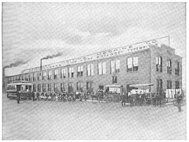 Galesburg Writing Machine Company
