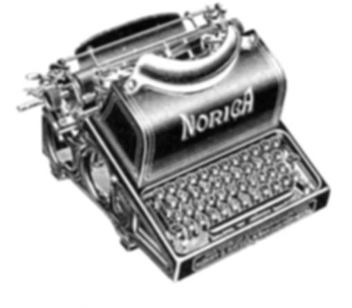 Norica Typewriter