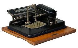 Mignon No.4 Typewriter