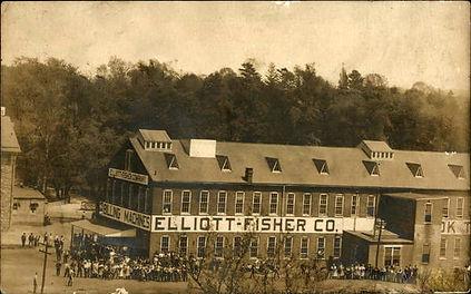 Elliot Fisher Factory 1906
