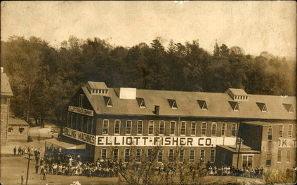 Elliot Fisher Factory 1906