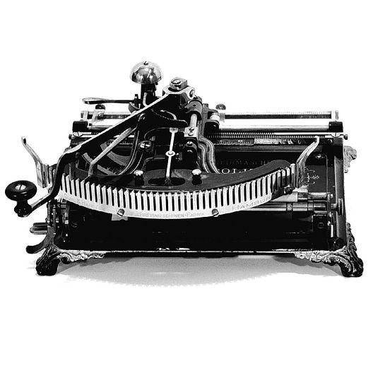 Kosmopolit Typewriter