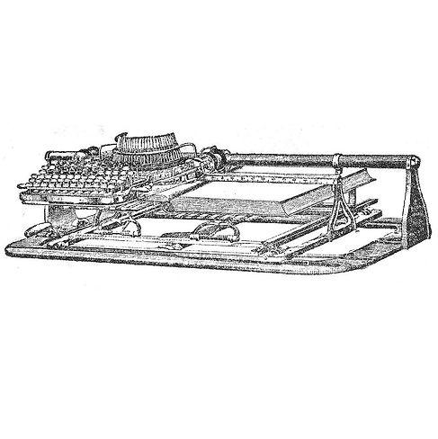 The Book Typewriter