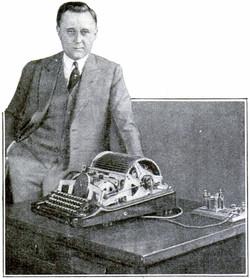Morse Code Typewriter