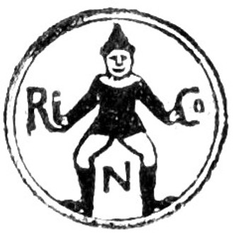Rico Typewriter Logo