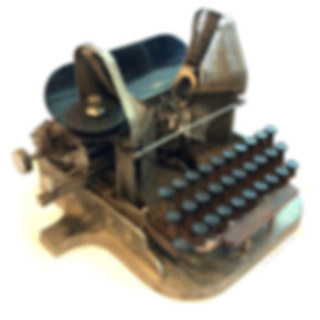 Oliver No.1 Typewriter