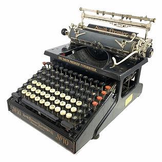 Smith Premier No.10 Typewriter