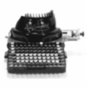 Halda No.2 Typewriter