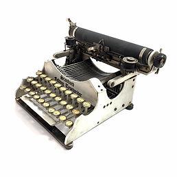 Standard Folding Typewriter