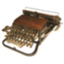 Moya Visible No.2 Typewriter