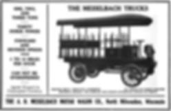 Meiselbach Motor Wagon Company Ad