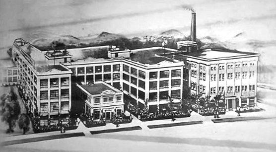 Corona Typewriter Company Factory 1917