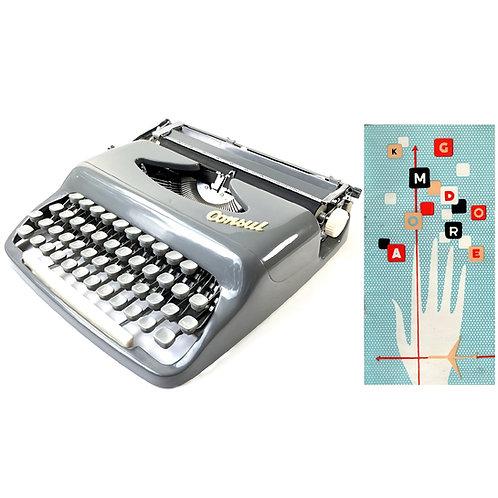 Consul 232 Typewriter Instruction Manual