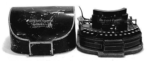 The English Typewriter