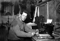 Explorer Writer Apsley Cherry Garrar