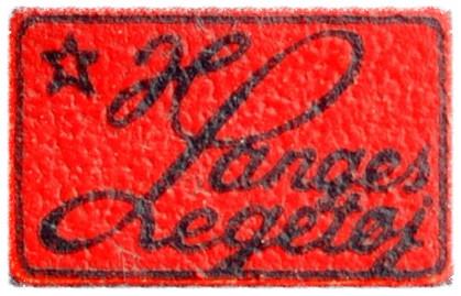 H. Langes Legetoj Logo
