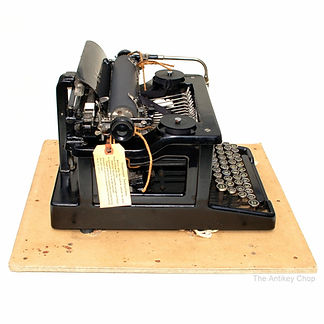 L.C. Smith No.8 Typewriter