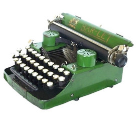 Bar-Let Typewriter