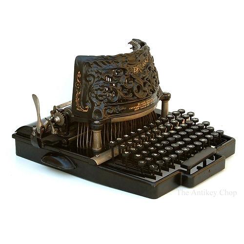 BarLock No.2 Typewriter