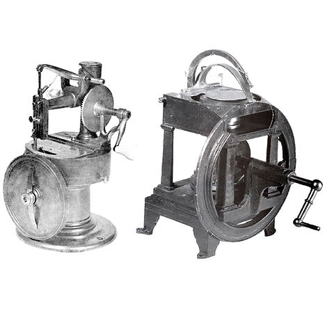 Blodgett & Lerow Sewing Machine