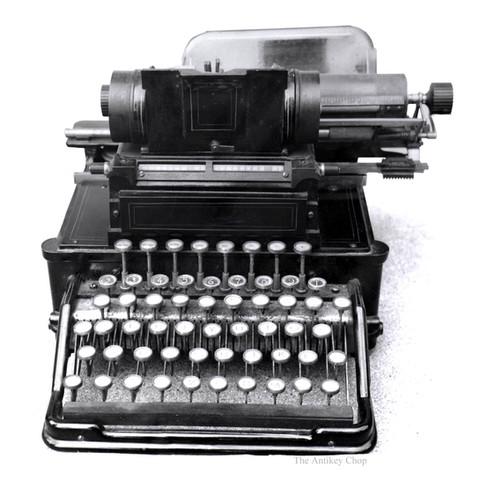 Fisher Typewriter
