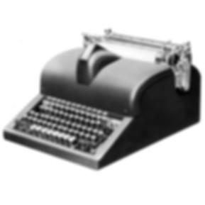 Ming Kwai Chinese Typewriter