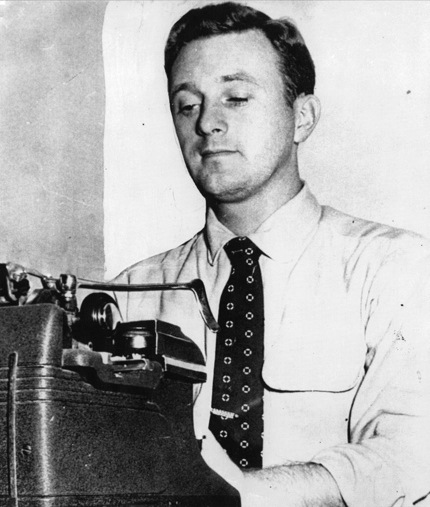 Journalist John L. Seigenthaler