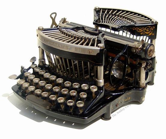 Williams No.1 Typewriter