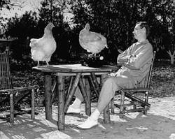 Screenwriter John Lee Mahin