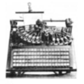 Brackelsberg Electrograph Typewriter