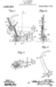 Sterling Typewriter Patent