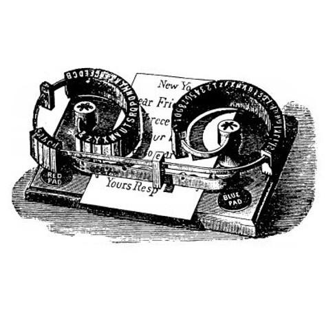 Ingersoll Typewriter