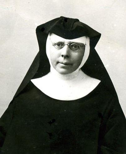 Mother Bernardine Wachter, OSB